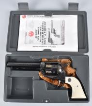 RUGER VAQUERO .45 REVOLVER, BOXED