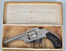 SMITH & WESSON SAFETY 3RD MODEL, .32, BOXED