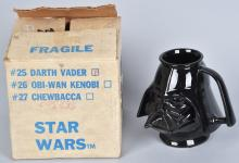 1977 RUMPH STAR WARS DARTH VADER TANKARD MIB