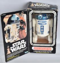 1977 STAR WARS LARGE SIZE R2-D2 ACTION FIGURE MIB