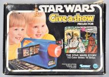 1977 STAR WARS GIVE-A-SHOW PROJECTOR MIB