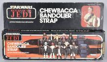 STAR WARS RTOJ CHEWBACCA BANDOLEER STRAP MIB