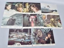 1977 STAR WARS 1ST ISSUE MOVIE STILLS SET