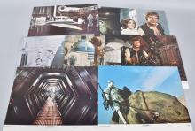 1977 STAR WARS 1ST ISSUE LOBBY CARD SET
