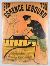 1899 ESSENCE LESOURED ADVERTISING POSTER