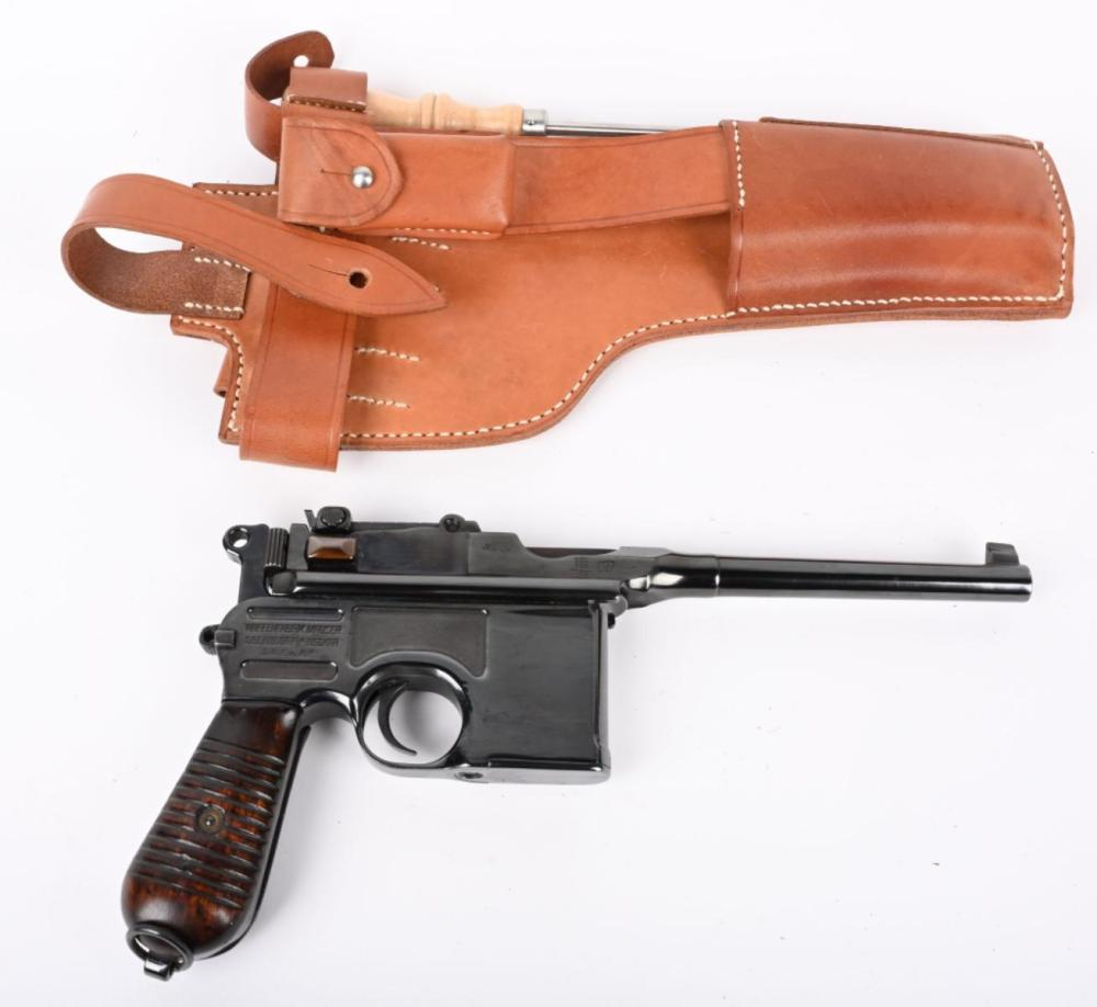 MAUSER MODEL 1930 BROOMHANDLE FROM CHINA