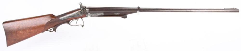 ANTIQUE OTTO HAMMERER SXS CAPE GUN