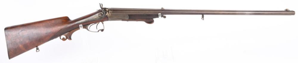 ANTIQUE CHRISTOPHER FUNKIN SXS CAPE GUN