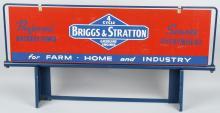 BRIGGS & STRATTON DS TIN SIGN
