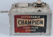 VINTAGE CHAMPION SPARK PLUG CLEANER