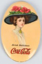 1911 COCA COLA POCKET MIRRORS