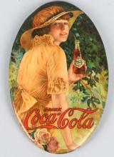 1916 COCA COLA POCKET MIRROR