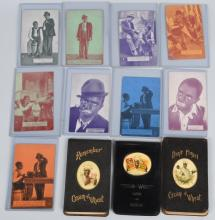 AMOS & ANDY MOVIE PROMO CARDS, & MORE