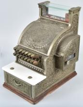 NATIONAL CANDY STORE CASH REGISTER MODEL 317