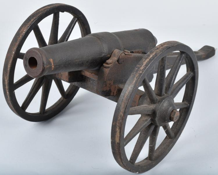 CAST IRON SIGNAL CANNON