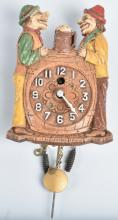 LUX BEER DRINKERS NOVLETY CLOCK