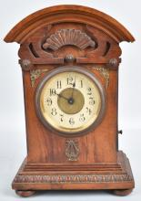 MUSIC BOX CLOCK, VINTAGE