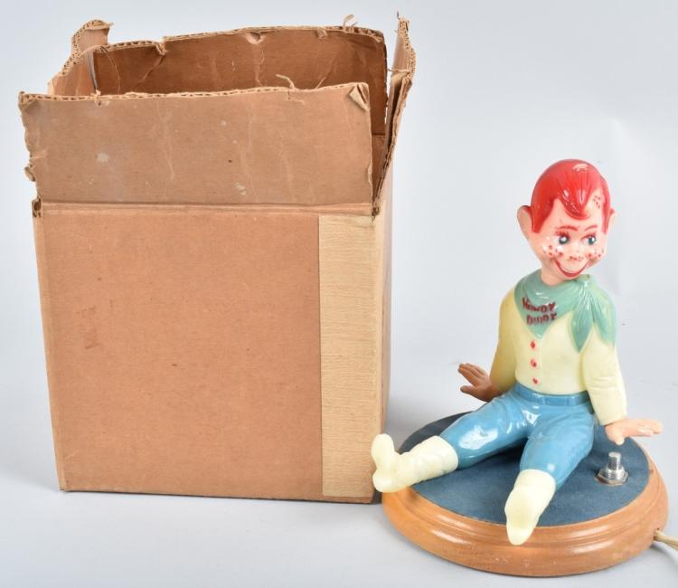 HOWDY DOODY NIGHT LIGHT in ORIGINAL BOX