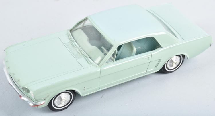 1965 FORD MUSTANG PROMO CAR