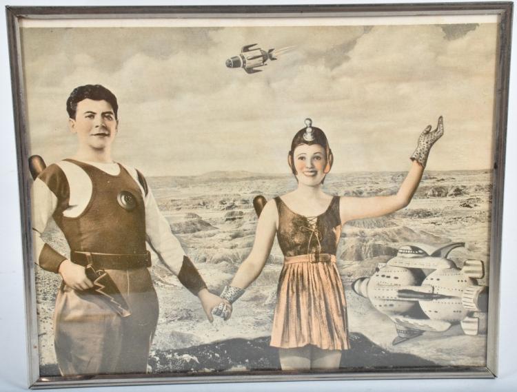 1935 BUCK ROGERS COCOMALT PREMIUM PICTURE