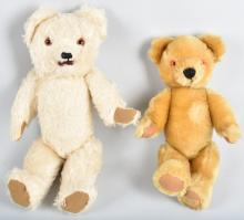 2-VINTAGE TEDDY BEARS, IRELAND and MERRY THOUGHT