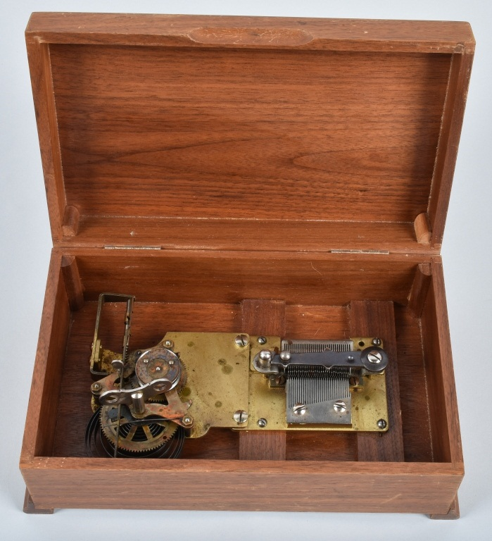 THORENS SWISS MUSIC BOX