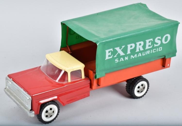 SAN MAURICIO PRESSED STEEL EXPRESS TRUCK
