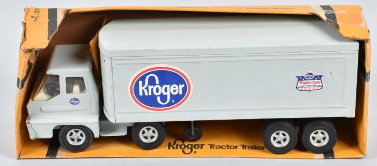 STRUCTO KROGER ADVERTISNG TRUCK & TRAILER, BOXED