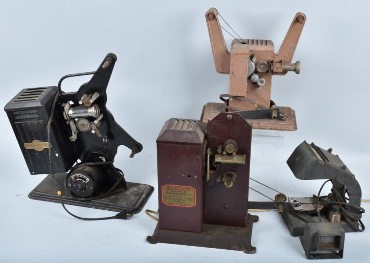 3-8MM PROJECTORS, and MORE, VINTAGE