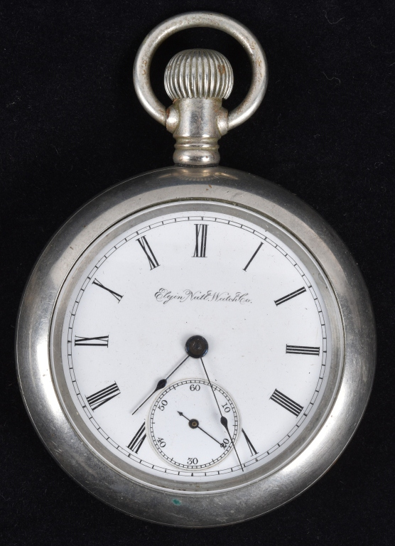 ELGIN RAILROAD POCKETWATCH