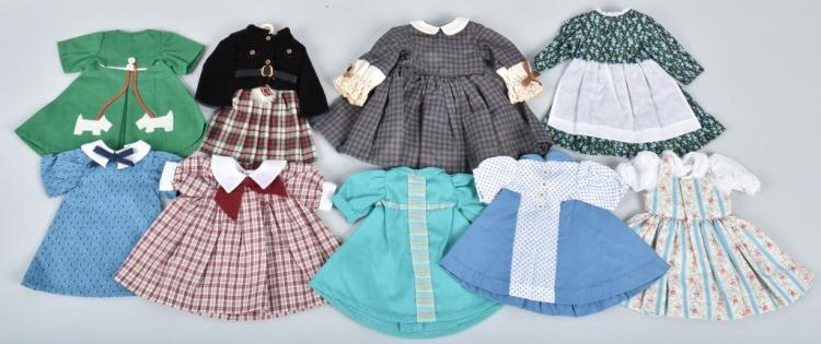 LOT of SHIRLEY TEMPLE CLOTHING, VINTAGE