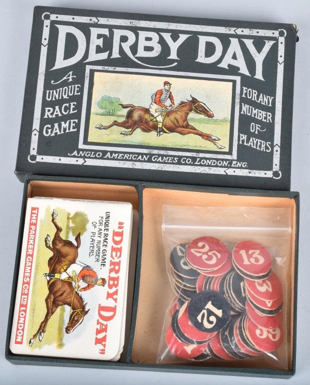 Derby Day Game