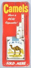 CAMELS CIGARETTE TIN THERMOMETER