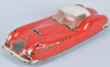 MARX LARGE TIN FRICTION FALCON ROADSTER