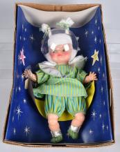1960'S LITTLE HONEY MOON SPACE DOLL, BOXED