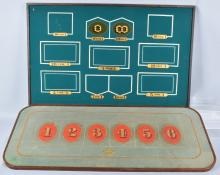 2-GAMBLING GAME BOARDS