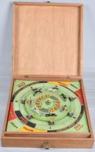 ELECTRIC DERBY HORSE RACE GAME, BOXED