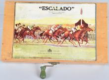 CHAD VALLEY ESCALADO HORSE RACE GAME, BOXED