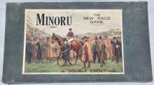 MINORU HORSE RACE GAME, ENGLAND, BOXED