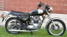 1979 TRIUMPH BONNEVILLE T140E 750 MOTORCYCLE