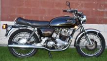 1974 NORTON COMMANDO INTERSTATE 850 MOTORCYCLE