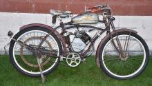 1947 WHIZZER MOTORBIKE w/ H ENGINE