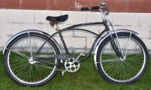 1950s SCHWINN WASP NEWSBOY SPECIAL BICYCLE