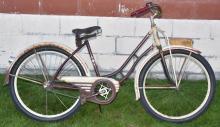 1940s COLUMBIA SUPERB GIRLS BICYCLE