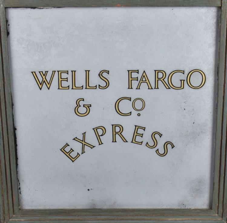 Wells Fargo Sessions Clock