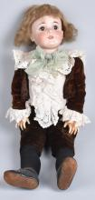 QUEEN LOUISE LARGE BISQUE DOLL