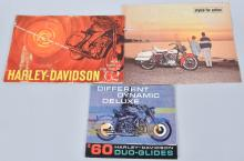3-1960-1966 HARLEY DAVIDSON COLOR MANUALS