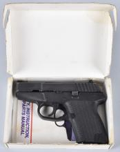 KEL-TEC P-11 9mm BLACK POLY PISTOL, BOXED