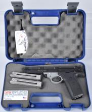SMITH & WESSON 22A-1, .22LR PISTOL, BOXED