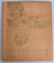 TASCHENBUCH DE LUFTWAFFE STAMP BOOK